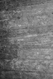 Vintage velho assoalho de madeira resistido preto e branco Imagem de Stock