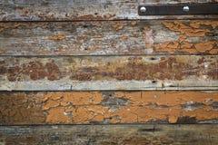 Vintage velho fundo de madeira resistido da textura da parede Imagem de Stock