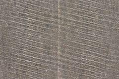 Vintage velho marrom da textura de pano Fotos de Stock Royalty Free