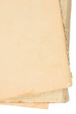 Vintage velho textura de papel textured do grunge Foto de Stock
