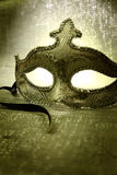 Vintage venetian carnival mask Stock Photo