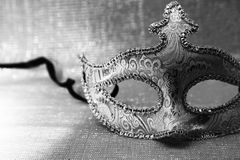 Vintage venetian carnival mask Stock Photography