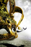 Vintage venetian carnival mask Royalty Free Stock Images