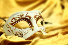 Vintage venetian carnival mask Royalty Free Stock Image