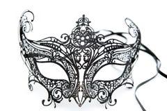 Vintage Venetian chiselled mask Royalty Free Stock Photos