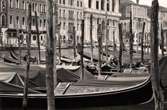 Vintage Veneza 4 Foto de Stock Royalty Free
