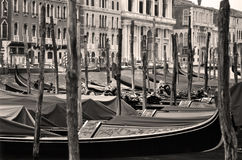 Vintage Venice 4 Royalty Free Stock Photo