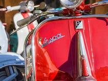 Vintage Vespa Piaggio Royalty Free Stock Image