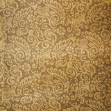 Vintage Victorian Pattern. Used Vintage Victorian Floral Wallpaper Background royalty free stock photography