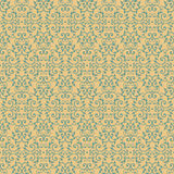 Vintage Victorian_Yellow Royalty Free Stock Image
