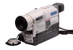 Vintage Video Camera Royalty Free Stock Photo
