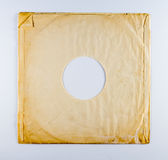 Vintage Vinyl Album Sleeve Stock Photo