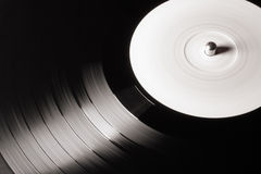Vintage vinyl player Royalty Free Stock Photography