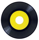 Vintage Vinyl Record Stock Images