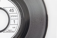Vintage vinyl record Stock Photos