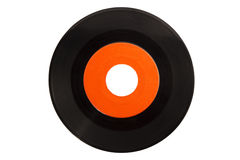 Vintage vinyl record Royalty Free Stock Image