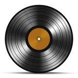 Vintage vinyl record Stock Image