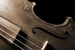 Vintage violin Stock Photos