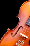 Vintage violin Royalty Free Stock Photography