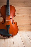 Vintage of violin Royalty Free Stock Photos