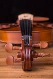 Vintage violin Royalty Free Stock Image