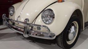 Vintage Volkswagen Beetle 1967 Royalty Free Stock Photo