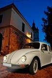 Vintage Volkswagen Beetle Royalty Free Stock Image