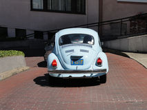 Vintage Volkswagen Beetle Stock Image