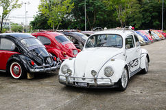 Vintage Volkswagen  car Royalty Free Stock Images