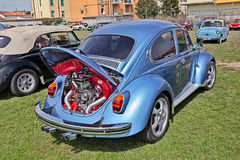 Vintage Volkswagen Type 1 (Beetle) Stock Photography