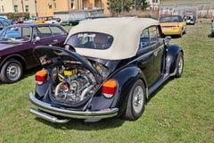 Vintage Volkswagen Type 1 (Beetle) Royalty Free Stock Photo