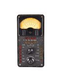Vintage voltmeter Stock Photography