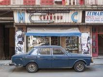 Beirut street in lebanon Stock Photo