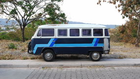 Vintage VW Bus Stock Images
