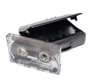 Vintage walkman Stock Photography