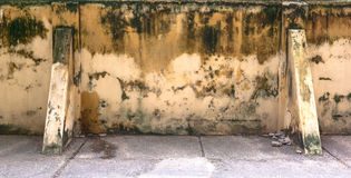 Vintage wall background Stock Images
