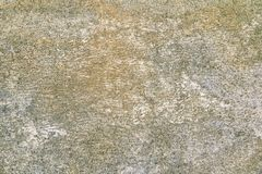 Vintage wall cement old texture damage floor concrete for background.  royalty free stock image