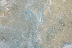 Vintage wall cement old texture damage floor concrete for background.  stock photo