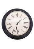 Vintage wall clock Stock Images