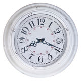 Vintage wall clock Stock Image