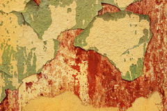 Vintage wall. Colorful vintage wall background texture Stock Photos