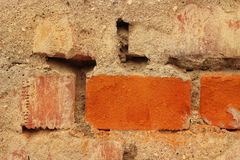 Vintage wall. Colorful vintage wall background texture Royalty Free Stock Photos