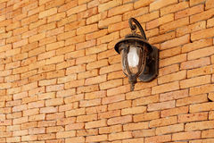 Vintage wall lamp Royalty Free Stock Photography