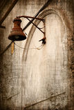 Vintage wall lanterns Stock Image