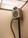 Vintage Wall Speaker Stock Photography