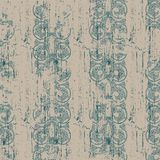 Vintage wallpape Royalty Free Stock Photography