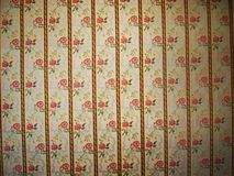 Vintage wallpaper Stock Photos