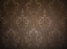 Vintage wallpaper  Stock Image