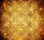 Vintage wallpaper Royalty Free Stock Photography