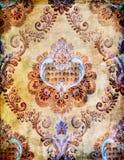 Vintage wallpaper Royalty Free Stock Image